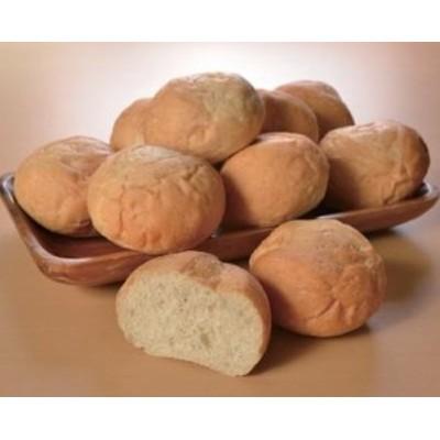 ミニフランス(全粒粉入り)10個 (1個約3.5~4.5×7~8.5cm) 【冷凍パン】【朝食】(nh104071)