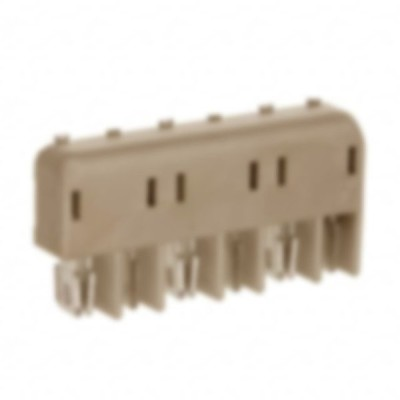 TE Connectivity AMP Connectors 1954289-3 CONN SSL RCPT & BLADE 6POS 4MM【キャンセル不可】
