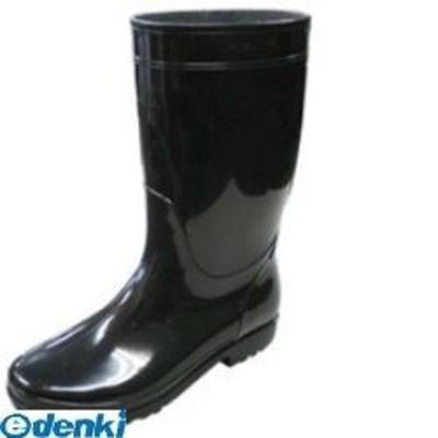 【納期-約1週間】ケイワーク(K-WORK) [4939645372424] 軽半長靴 KB-10 24.5cm