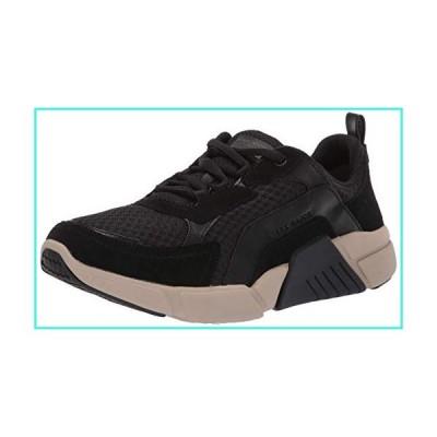 【新品】Mark Nason Los Angeles Men's Trinity Sneaker, Black/Taupe, 9.5 M US(並行輸入品)