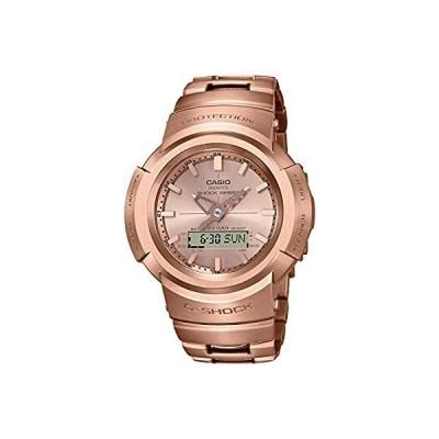 [カシオ] 腕時計 ジーショック 電波ソーラー AWM-500GD-4AJF メンズ ゴールド