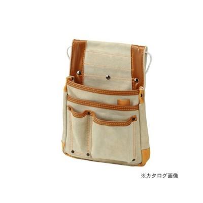 プロスター Delma leather lineデルマ床革 釘袋(大) NO-872