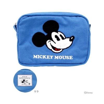 ディズニー ミッキーマウス フラットポーチ DC EC ミッキー柄 4901770483535 [M便 1/1]