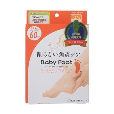 ベビーフット イージーパック DP60分タイプ Mサイズ ( 1箱 )/ ベビーフット(BABY FOOT)
