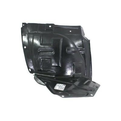 For Mazda MX-5 Miata Splash Guard/Fender Liner 2009-2015 Passenger Front Section