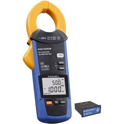 ACリーククランプメータワイヤレスセット CM4002 CM4002-90 1台 日置電機(直送品)