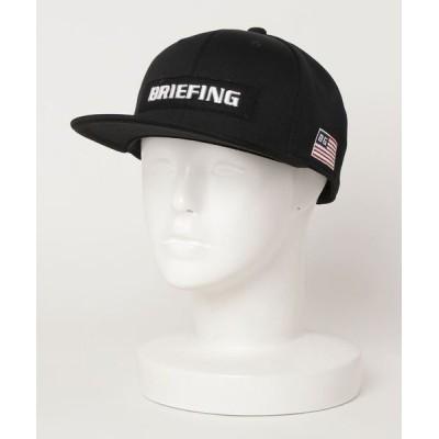 BRIEFING / MENS MESH FLATVISOR CAP MEN 帽子 > キャップ