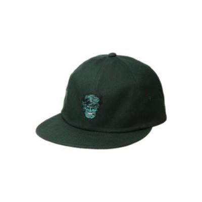 ヴァンズ キャップ Vans X Marvel Jockey Hat Darkest Spruce