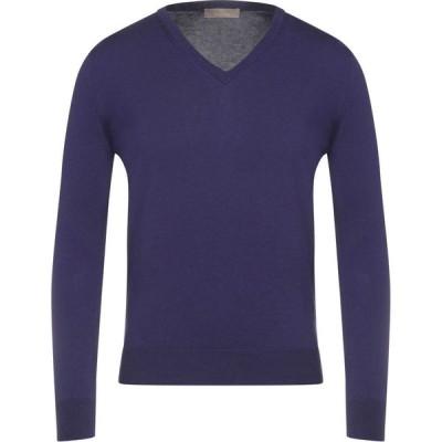 クルチアーニ CRUCIANI メンズ ニット・セーター トップス sweater Purple
