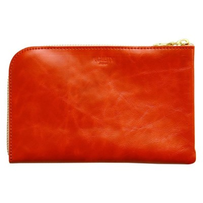 財布 ウォレット L字ファスナー パスポート スマートフォン ポシェット AGILITY affa アジリティアッファ ボヤージュ