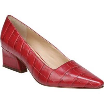 フランコサルト レディース サンダル シューズ Samira Pump Dark Red Alpha Croco Leather