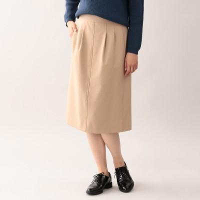 【ウォッシャブル】コンパクトストレッチスカート