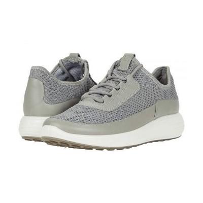 ECCO エコー レディース 女性用 シューズ 靴 スニーカー 運動靴 Soft 7 Runner Summer Sneaker - Wild Dove/Wild Dove/Concrete Cow Leather/Textile