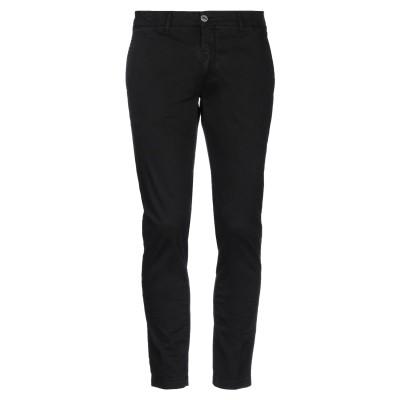 EXTE パンツ ブラック 36 コットン 97% / ポリウレタン 3% パンツ