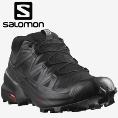 サロモン スピードクロス 5 ゴアテックス L40795300 メンズ トレイルランニングシューズ
