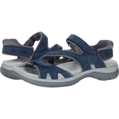 ドクター ショール Dr. Scholl's レディース サンダル・ミュール シューズ・靴 Adelle Navy