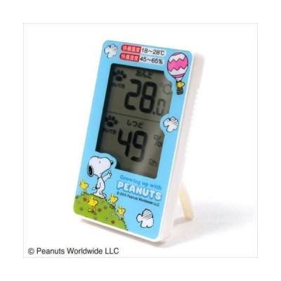 スヌーピーデジタル温湿度計 SN-011 (APIs)