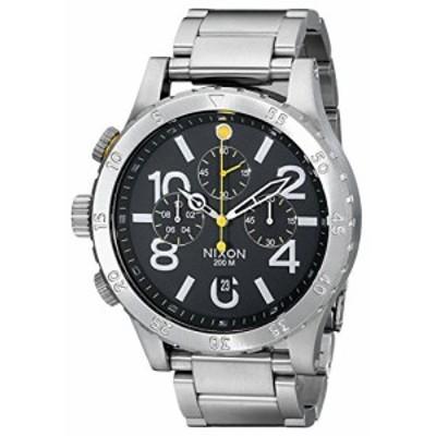 腕時計 ニクソン アメリカ Nixon Men's A486000 48-20 Chrono Watch