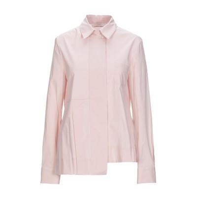 リビアナ コンティ LIVIANA CONTI シャツ ライトピンク 42 コットン 68% / ナイロン 28% / ポリウレタン 4% シャツ