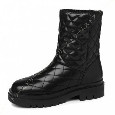 ショートブーツ スノーシューズ レディース 厚底 軽量 防寒 防滑 防水 スノーブーツ 大きいサイズ 歩きやすい ショート 防寒ブーツ カジュアルシューズ 裏起毛