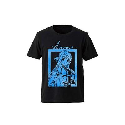 ソードアート・オンライン アスナ 箔プリントTシャツ メンズ Mサイズ