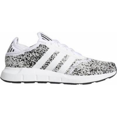 アディダス レディース スニーカー シューズ adidas Originals Women's Swift Run X Shoes White/Black/Gold