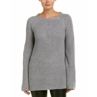ファッション トップス Fate Open Back Sweater