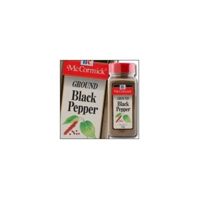 【送料無料】ユウキ食品 MCブラックペパー270g×1ケース(全6本)