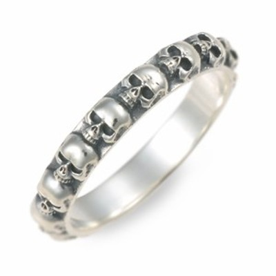 リング 指輪 メンズ SAITAL シルバー スカル 彼氏 誕生日プレゼント ギフト
