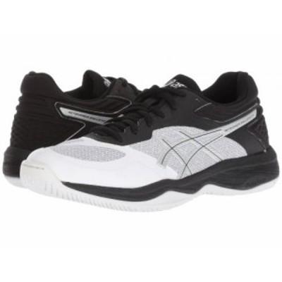 ASICS アシックス レディース 女性用 シューズ 靴 スニーカー 運動靴 Netburner Ballistic FF White/Silver【送料無料】