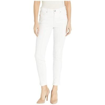 ヴィンテージ アメリカ レディース デニムパンツ ボトムス High-Rise Skinny Jeans in White