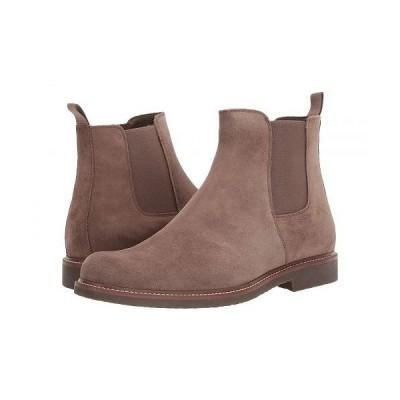 Blondo ブロンド メンズ 男性用 シューズ 靴 ブーツ チェルシーブーツ Grant Waterproof - Dark Taupe Suede