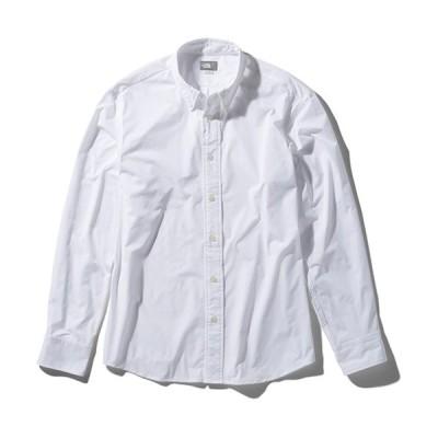 ノースフェイス THE NORTH FACE ロングスリーブ ニッテックシャツ メンズ L/S KNITECH SHIRT NR12031-W