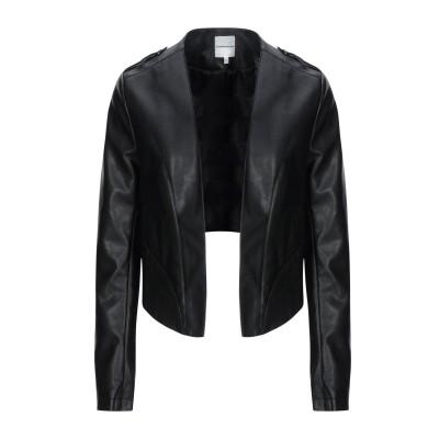 シルビアンヒーチ SILVIAN HEACH テーラードジャケット ブラック XS ポリウレタン 100% テーラードジャケット