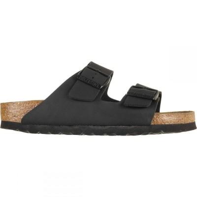 ビルケンシュトック Birkenstock レディース サンダル・ミュール シューズ・靴 Arizona Soft Footbed Narrow Sandal Black Birko Flor