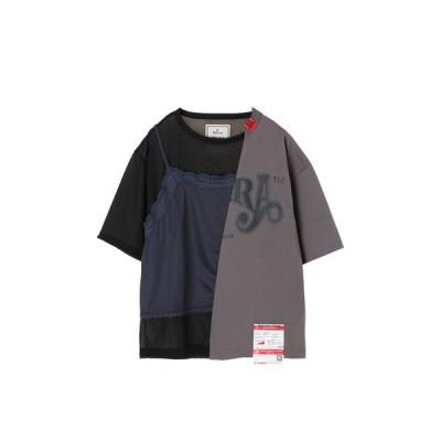 MIHARA YASUHIRO / ミハラヤスヒロ キャミソールコンビTシャツ CAMISOLE COMBINED T