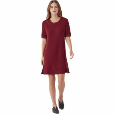スプレンディッド Splendid レディース ワンピース ワンピース・ドレス Vintage Thermal Dress Ruby