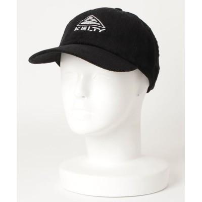 忖度SONTAKU / [KELTY/ケルティ]コーデュラキャップ/CORDUROY CAP MEN 帽子 > キャップ