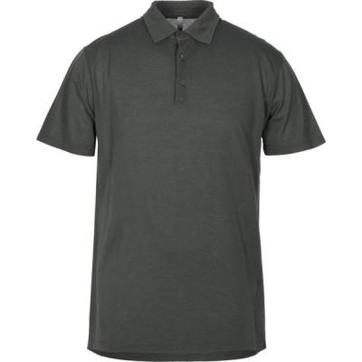 ベルウッド BELLWOOD メンズ ポロシャツ トップス polo shirt Dark green