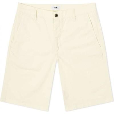 NN07 メンズ ショートパンツ ボトムス・パンツ Crown Chino Short Off White