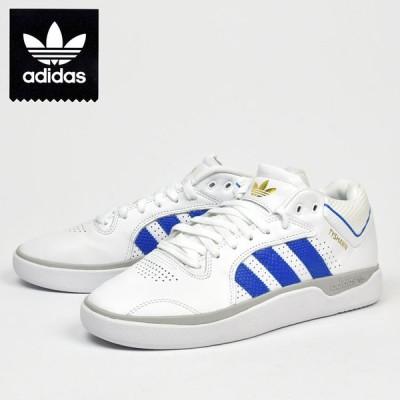 アディダス SB タイショーン スニーカー スケートシューズ ホワイト/ブルー adidas TYSHAWN WHITE/BLUE EG9058