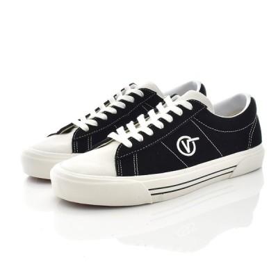 VANS ヴァンズ バンズ スニーカー シド デラックス デラックス SID DX メンズ 靴 ブランド アナハイム ファクトリー オールドスケート 白 黒 VN0A4BTXXIA