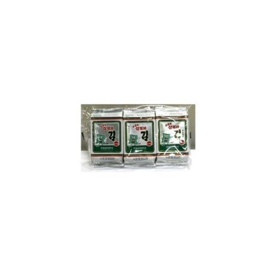 サンブジャ韓国のり5g×3パック, サンブジャお弁当用海苔/韓国海苔/味付け海苔/韓国食品