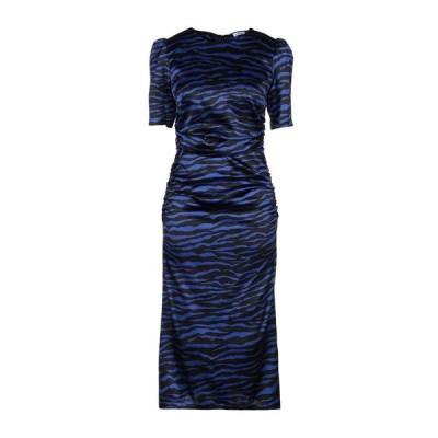 P.A.R.O.S.H. チューブドレス  レディースファッション  ドレス、ブライダル  パーティドレス ダークブルー