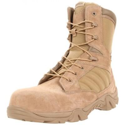 ベイツ メンズ ブーツ Bates Men's GX-8 Comp Toe Side Zip Work Boot