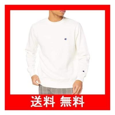 [チャンピオン] ワンポイントロゴ クルーネックスウェットシャツ ベーシック C3-Q006 メンズ