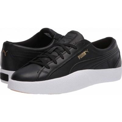プーマ PUMA レディース スニーカー シューズ・靴 Love Puma Black/Puma White