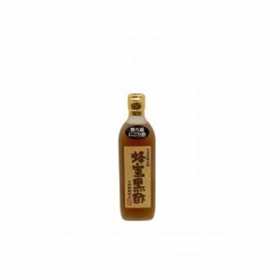 江崎酢醸造元 にごり 無ろ過 蜂蜜黒酢 500ml ×2本
