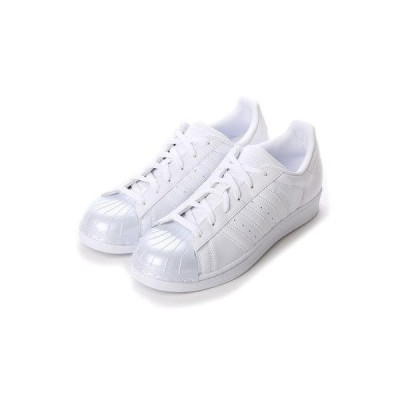 アディダス オリジナルス adidas Originals  SUPERSTAR GLOSSY TOE W (WHITE)