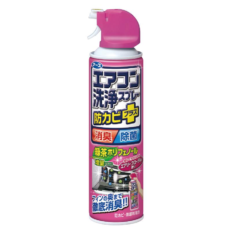 興家安速抗菌冷氣清潔劑(花香)